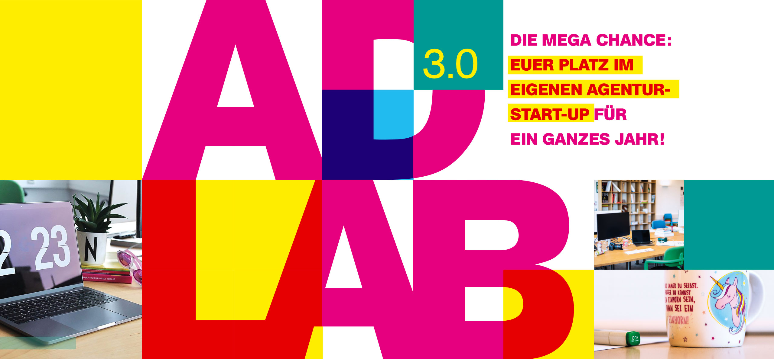 ADLab – DAS START-UP-EXPERIMENT